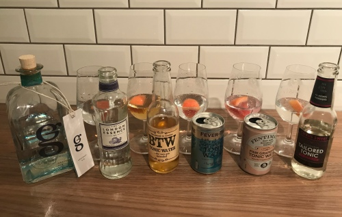 Graveney Taste Test